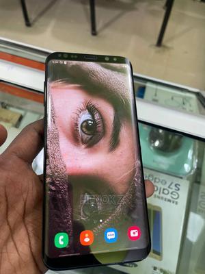 Samsung Galaxy S8 Plus 64 GB Black   Mobile Phones for sale in Addis Ababa, Bole