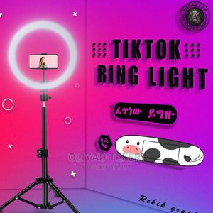 Ring Fill Light Tiktok Stand | Accessories & Supplies for Electronics for sale in Addis Ababa, Bole