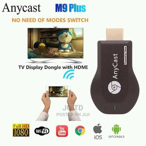 Chromecast Dongle Wifi HDMI Display Receiver   TV & DVD Equipment for sale in Addis Ababa, Addis Ketema