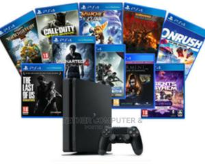 Playstation 4 Packd New With 2 Joysticks | Video Game Consoles for sale in Addis Ababa, Nifas Silk-Lafto