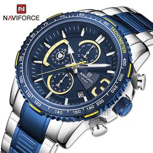 2021 New Model Original Luxury NAVIFORCE Chronograph Watch   Watches for sale in Addis Ababa, Bole
