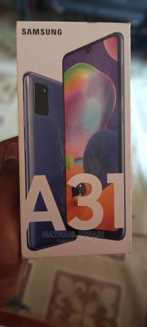 New Samsung Galaxy A31 128 GB Blue   Mobile Phones for sale in Dire Dawa, Dire Dawa city
