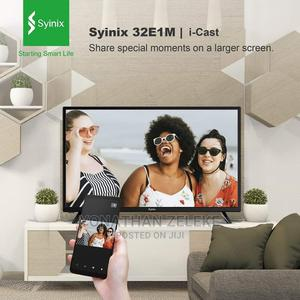 """Syinix 32"""" TV(TV +Decoder + Icast +Stablizer) 