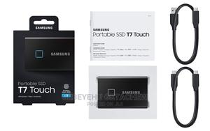Samsung T7 Touch 2tb and 1tb Ssd   Computer Accessories  for sale in Addis Ababa, Gullele