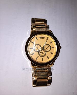 Beautiful Golden Watch | Watches for sale in Addis Ababa, Arada