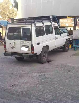 Toyota Land Cruiser 1998 White | Cars for sale in Addis Ababa, Bole