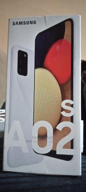 New Samsung Galaxy A02S 64 GB White   Mobile Phones for sale in Addis Ababa, Bole