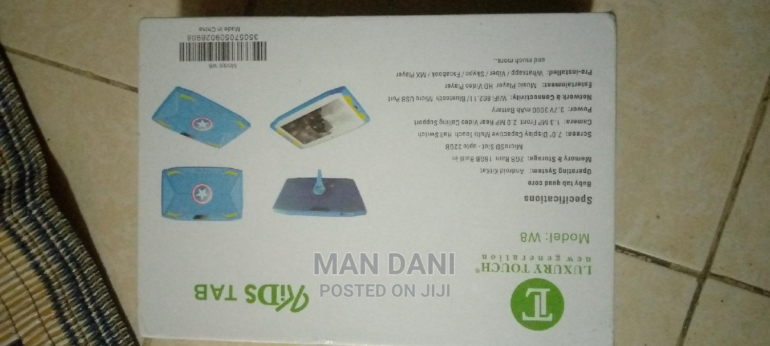 New Tablet 16 GB Blue | Tablets for sale in Bole, Addis Ababa, Ethiopia
