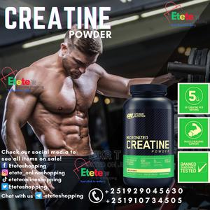 Creatine Protein Powder | Vitamins & Supplements for sale in Addis Ababa, Kirkos