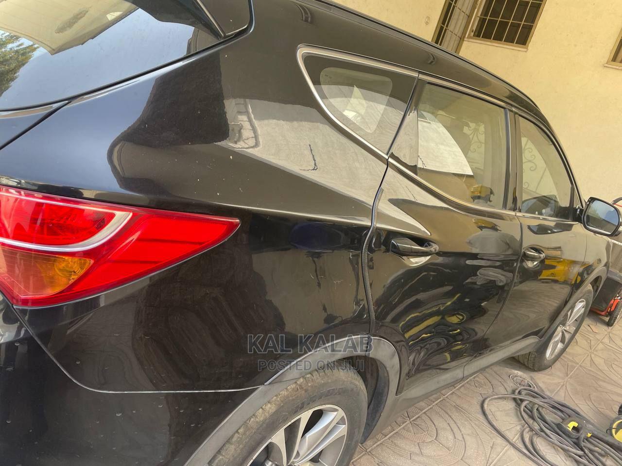 Hyundai Santa Fe 2015 Black   Cars for sale in Bole, Addis Ababa, Ethiopia