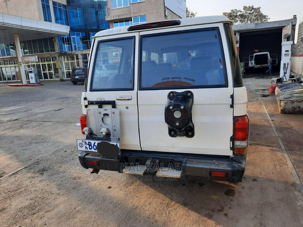 Toyota Land Cruiser 2014 White | Cars for sale in Bole, Addis Ababa, Ethiopia
