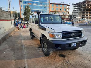 Toyota Land Cruiser 2014 White | Cars for sale in Addis Ababa, Bole