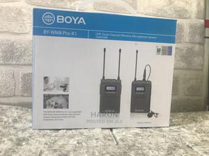 Boya Wireless Mic | Audio & Music Equipment for sale in Addis Ababa, Bole