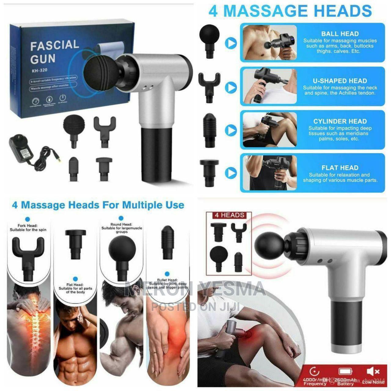 Facial Gun Massager