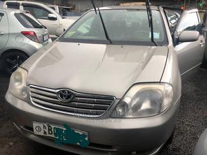 Toyota Corolla 2003 Sedan Automatic Gold | Cars for sale in Addis Ababa, Bole