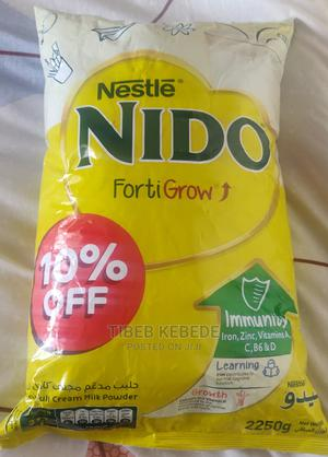 Nido Milk Powder | Meals & Drinks for sale in Addis Ababa, Nifas Silk-Lafto