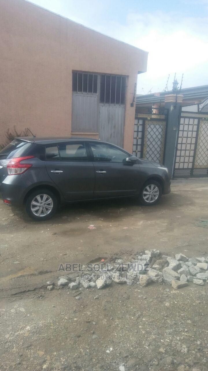 Toyota Yaris 2017 LE Hatchback 3dr Black   Cars for sale in Bole, Addis Ababa, Ethiopia