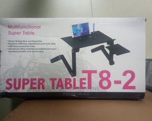 T8 Multifunctional Adjustable Laptop Table With Mouse Pad | Accessories for Mobile Phones & Tablets for sale in Addis Ababa, Bole