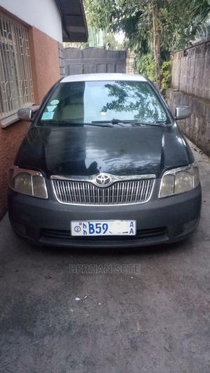 Toyota Corolla 2005 Black   Cars for sale in Addis Ababa, Bole