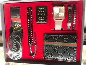 Luxury Men's Gift Combo | Smart Watches & Trackers for sale in Addis Ababa, Kolfe Keranio