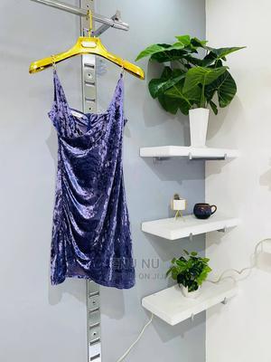 Purple Velvet Dress | Clothing for sale in Addis Ababa, Arada