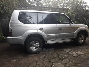Toyota Land Cruiser Prado 2001 3.4 V6 Gray   Cars for sale in Addis Ababa, Bole