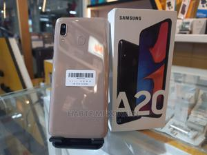 New Samsung Galaxy A20 32 GB Gold | Mobile Phones for sale in Addis Ababa, Bole