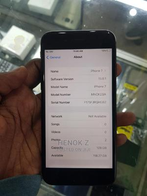 New Apple iPhone 7 128 GB Black   Mobile Phones for sale in Addis Ababa, Bole