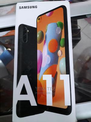 New Samsung Galaxy A11 32 GB Black | Mobile Phones for sale in Addis Ababa, Bole