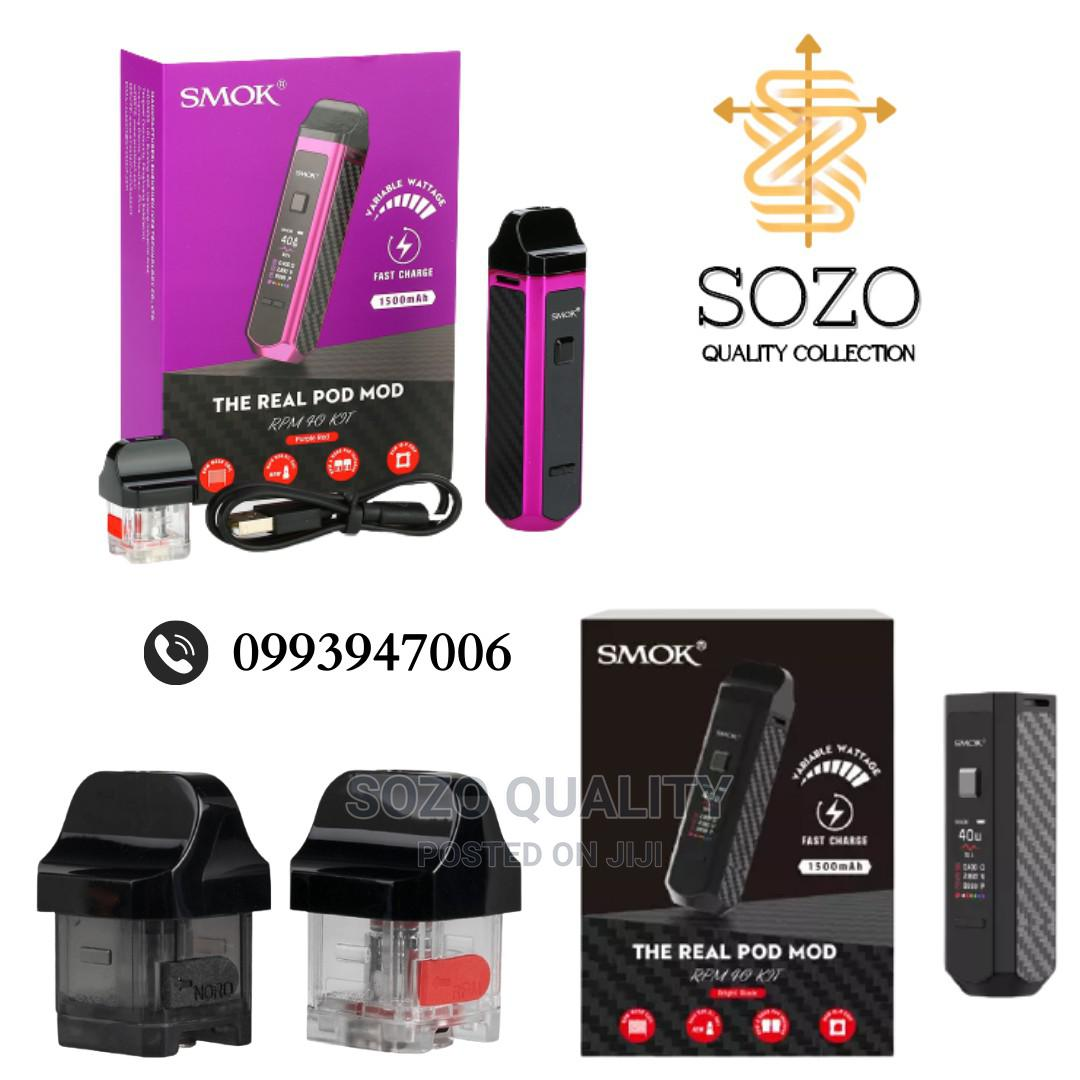 Smok Pod Mod - RMP 40   Accessories & Supplies for Electronics for sale in Kirkos, Addis Ababa, Ethiopia