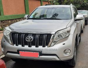 Toyota Land Cruiser Prado 2017 2.7 Gray | Cars for sale in Addis Ababa, Bole