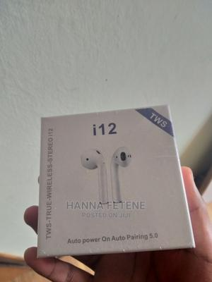 Apple I12 Airpod   Headphones for sale in Oromia Region, Adama