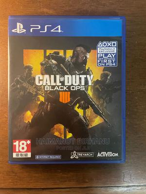 Call of Duty Black Ops 4   Video Games for sale in Addis Ababa, Nifas Silk-Lafto