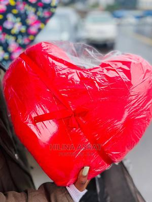 Heart  Shape Pillows | Arts & Crafts for sale in Addis Ababa, Yeka