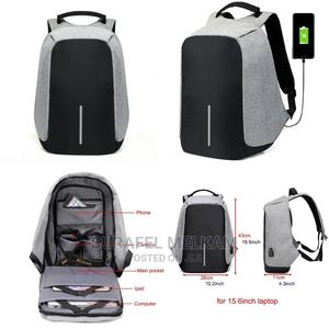 Anti Theft Light Weight Backpack   Bags for sale in Addis Ababa, Kolfe Keranio