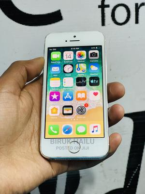 Apple iPhone 5s 16 GB Silver   Mobile Phones for sale in Addis Ababa, Addis Ketema