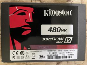 Kingston Internal Solid State Drive (SSD) 480GB   Computer Accessories  for sale in Addis Ababa, Arada