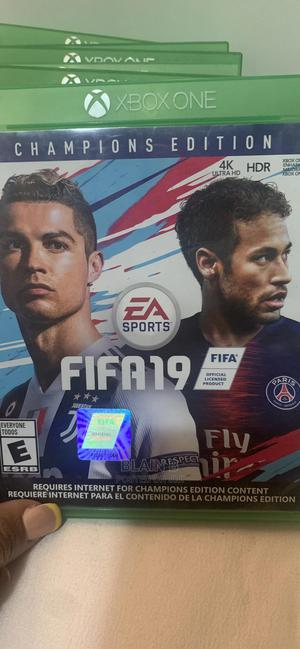 Xbox One Game Fita 19 | Video Games for sale in Addis Ababa, Kirkos