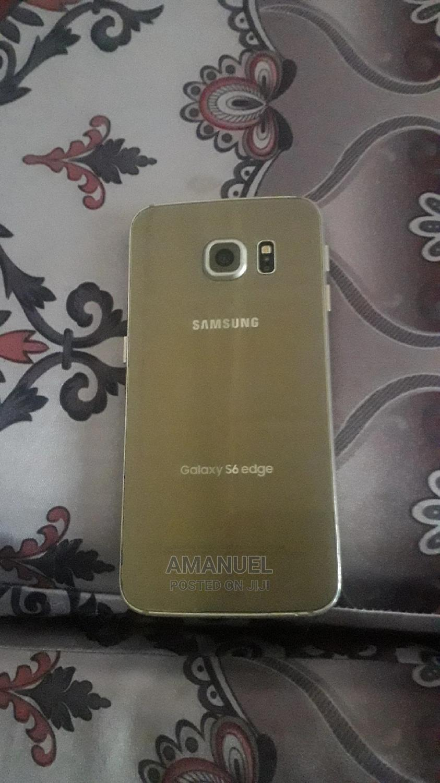 Samsung Galaxy S6 edge 128 GB Gold | Mobile Phones for sale in Bole, Addis Ababa, Ethiopia