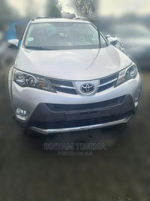 Toyota RAV4 2015 Silver | Cars for sale in Addis Ababa, Bole