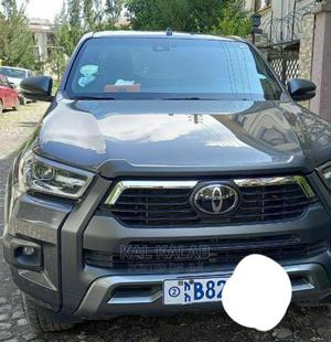 Toyota Hilux 2021 Black | Cars for sale in Addis Ababa, Bole