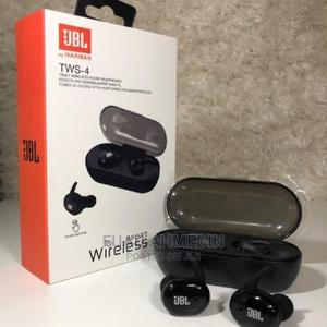 JBL HARMAN TWS 4 Bluetooth Wireless Earbuds   Accessories for Mobile Phones & Tablets for sale in Addis Ababa, Bole