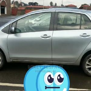 Toyota Yaris 2008 1.3 VVT-i Automatic Silver | Cars for sale in Addis Ababa, Gullele