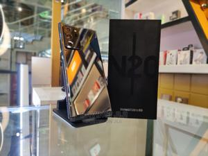 New Samsung Galaxy Note 20 Ultra 5G 256 GB Black | Mobile Phones for sale in Addis Ababa, Bole