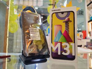 New Samsung Galaxy M31 128 GB Black | Mobile Phones for sale in Addis Ababa, Bole