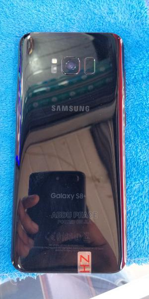 New Samsung Galaxy S8 Plus 64 GB Black   Mobile Phones for sale in Addis Ababa, Yeka
