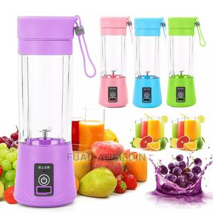 Juicer Portable Rechargeable Battery Juice Blender   Kitchen Appliances for sale in Addis Ababa, Bole