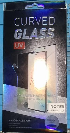 Curved Glass Note 9 S9plus | Accessories for Mobile Phones & Tablets for sale in Addis Ababa, Bole