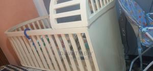White Wood Baby Bed | Children's Furniture for sale in Addis Ababa, Lideta