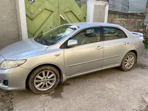 Toyota Corolla 2008 1.8 Silver | Cars for sale in Addis Ababa, Bole